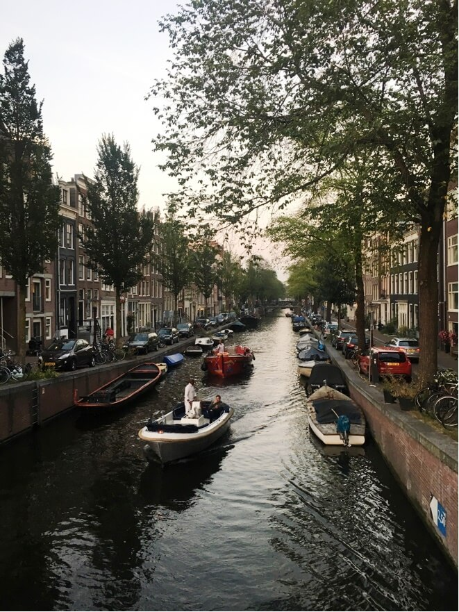 Amsterdam-by-day