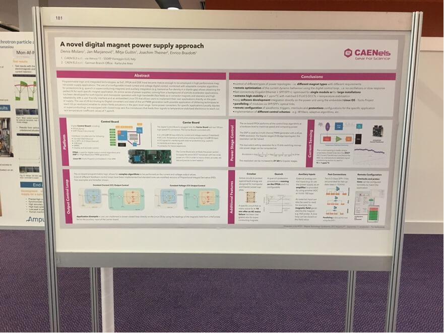 MT25 - Poster Session - Monday