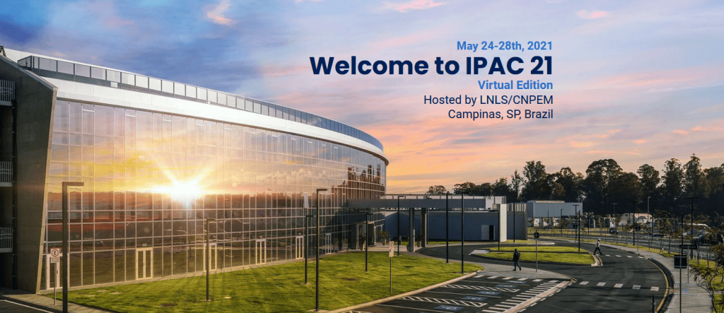 IPAC21 Banner
